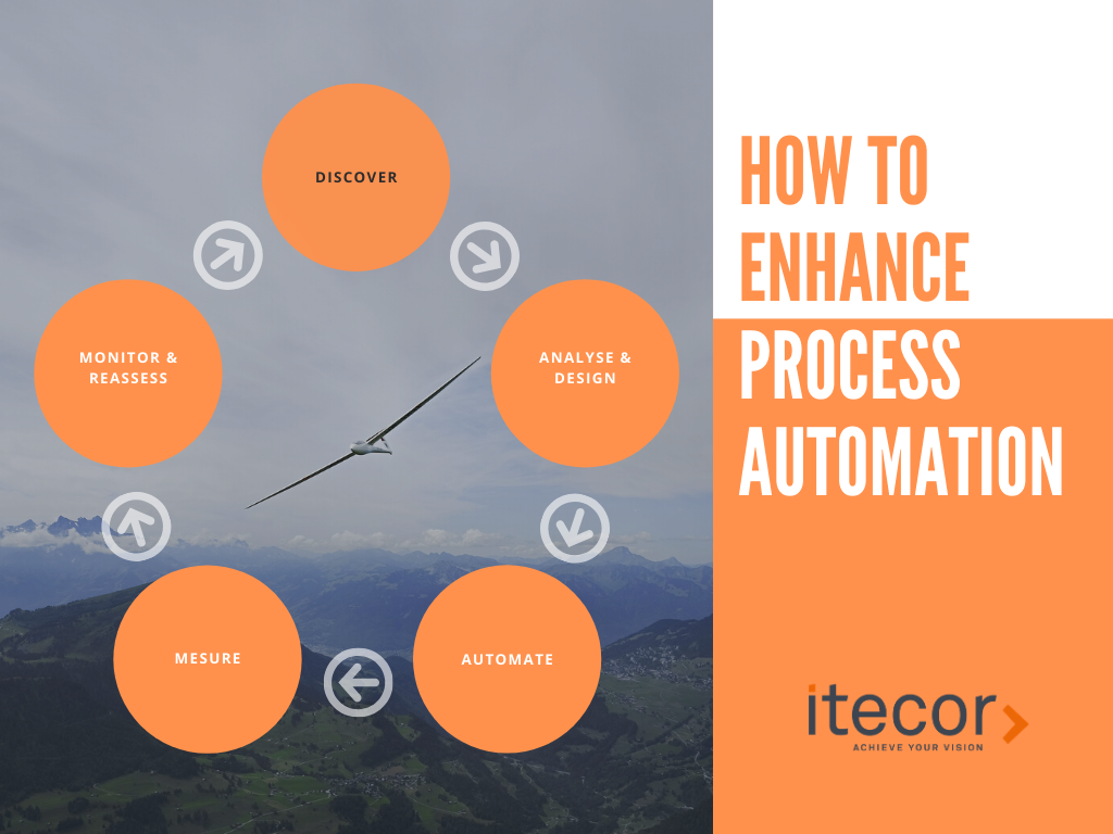 How to enhance process automation