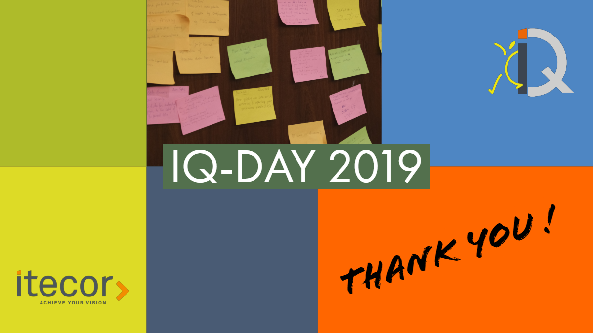 IQ-Day Message from CEV